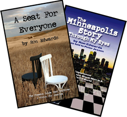 Two books by Ron Edwards